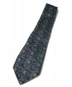 CHANEL(シャネル)の古着「ヴィンテージココマークネクタイ」|ブラック