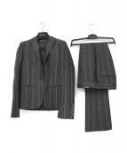 GUCCI(グッチ)の古着「セットアップスーツ」|ブラック