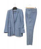 GUCCI(グッチ)の古着「セットアップスーツ」|ブルー