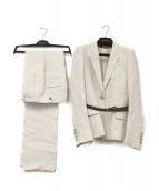 GUCCI(グッチ)の古着「セットアップスーツ」|ホワイト