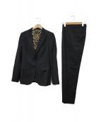 DOLCE & GABBANA(ドルチェ&ガッバーナ)の古着「セットアップスーツ」|グレー