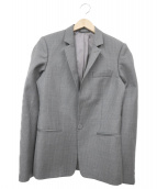 BALENCIAGA(バレンシアガ)の古着「テーラードジャケット」|グレー