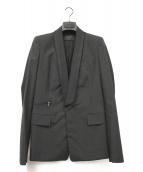 DIESEL BLACK GOLD(ディーゼル ブラック ゴールド)の古着「ジャケット」 ブラック