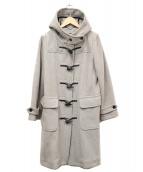 GRENFELL(グレンフェル)の古着「ロングダッフルコート」|グレー