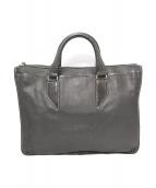 STEFANOMANO(ステファノマーノ)の古着「ブリーフケース/ビジネスバッグ」|ブラック