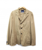 Fraizzoli(フライツォーリ)の古着「テーラードジャケット」|ブラウン