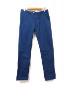 SCOTCH & SODA(スコッチアンドソーダ)の古着「5ポケットパンツ」|ネイビー