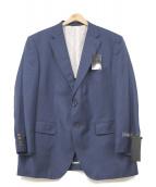 Ermenegildo Zegna(エルメネジルドゼニア)の古着「テーラードジャケット」|ブルー