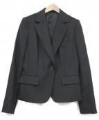 BURBERRY LONDON(バーバリーロンドン)の古着「1Bテーラードジャケット」|ブラック