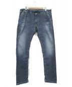 DIESEL(ディーゼル)の古着「ジョグジーンズ」|ブルー