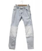 DIESEL(ディーゼル)の古着「ジョグジーンズ」|スカイブルー