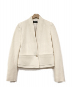 JOSEPH(ジョセフ)の古着「テーラードジャケット」|ホワイト