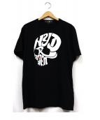 HYDROGEN(ハイドロゲン)の古着「スカルTシャツ」|ブラック