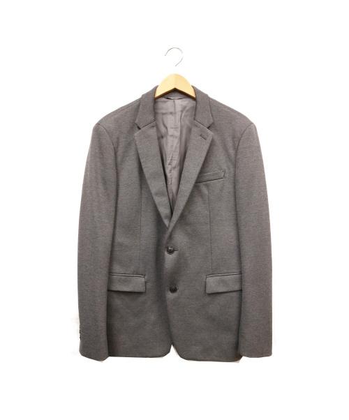 theory(セオリー)theory (セオリー) テーラードジャケット グレー サイズ:40の古着・服飾アイテム