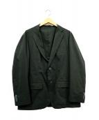 UNITED ARROWS(ユナイテッドアローズ)の古着「テーラードジャケット」|カーキ