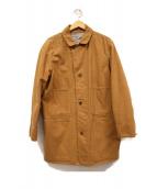 BRU NA BOINNE(ブルーナボイン)の古着「カバーオール」|ブラウン