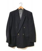 ()の古着「[OLD]ダブルブレストジャケット」|ネイビー