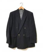 Christian Dior MONSIEUR(クリスチャンディオールムッシュ)の古着「[OLD]ダブルブレストジャケット」|ネイビー
