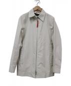 PRADA SPORTS(プラダスポーツ)の古着「ドリズラージャケット」|ホワイト