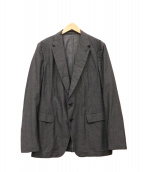 DRIES VAN NOTEN(ドリスバンノッテン)の古着「テーラードジャケット」|グレー