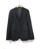 DOLCE & GABBANA(ドルチェアンドガッバーナ)の古着「テーラードジャケット」|ブラック
