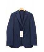 TAKEO KIKUCHI(タケオキクチ)の古着「テーラードジャケット」|ブルー