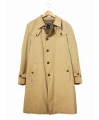 Christian Dior(クリスチャンディオール)の古着「[OLD]オールドトレンチコート」 ベージュ