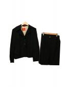Vivienne Westwood MILAN(ヴィヴィアン・ウエストウッド)の古着「セットアップスーツ」|ブラック