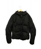KRU(クルー)の古着「ダウンジャケット」|ブラック