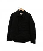 SCOTCH & SODA(スコッチアンドソーダ)の古着「デニムジャケット」|ブラック
