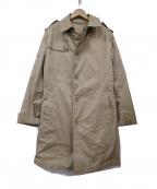 EPOCA UOMO(エポカウォモ)の古着「トレンチコート」|ベージュ