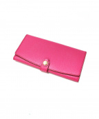 TOPKAPI(トプカピ)の古着「長財布」|ショッキングピンク
