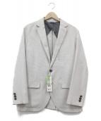 INTERMEZZO(インターメッツォ)の古着「テーラードジャケット」|グレー