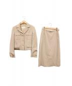 MaxMara(マックスマーラ)の古着「セットアップスーツ」|グレー