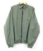 ()の古着「Versatile Q3 Jacket/バーサタイルQ3」|グリーン