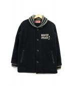 WEIRDO(ウィアード)の古着「ワークジャケット」 ブラック