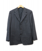 BRIONI(ブリオーニ)の古着「3Bセットアップスーツ」|グレー