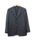 BRIONI(ブリオーニ)の古着「3Bセットアップスーツ」 グレー