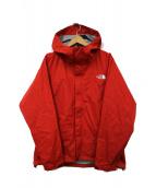 THE NORTH FACE(ザノースフェイス)の古着「ドットショットジャケット」|レッド