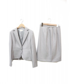 TOKYO SOIR(ソワール)の古着「セットアップスーツ」|グレー