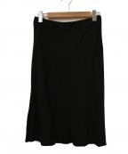 PRADA(プラダ)の古着「タイトスカート」|ブラック