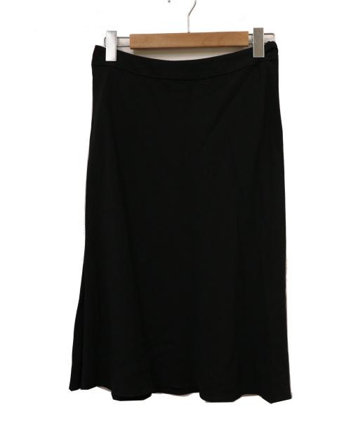 PRADA(プラダ)PRADA (プラダ) タイトスカート ブラック サイズ:42 イタリア製の古着・服飾アイテム