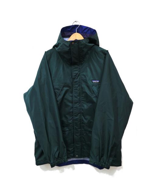 Patagonia(パタゴニア)Patagonia (パタゴニア) スーパープルマジャケット グリーン サイズ:L 83493の古着・服飾アイテム