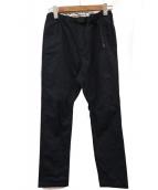 GRAMICCI(グラミチ)の古着「ストレッチツイルクライミングパンツ」|ネイビー