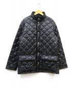 Traditional Weatherwear(トラディショナル ウェザーウェア)の古着「キルティングコート」|ブラック