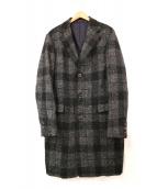 THE GIGI(ザ・ジジ)の古着「チェスターコート」|ブラック