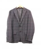 allegri(アレグリ)の古着「テーラードジャケット」|ネイビー