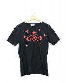 Vivienne Westwood man(ヴィヴィアン ウェストウッド マン)の古着「プリントTシャツ」|ブラック