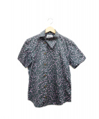 Vivienne Westwood man(ヴィヴィアン ウェストウッド マン)の古着「変形スタープリントシャツ」|グレー