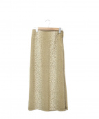 伊太利屋(イタリヤ)の古着「ロングスカート」|ブラウン
